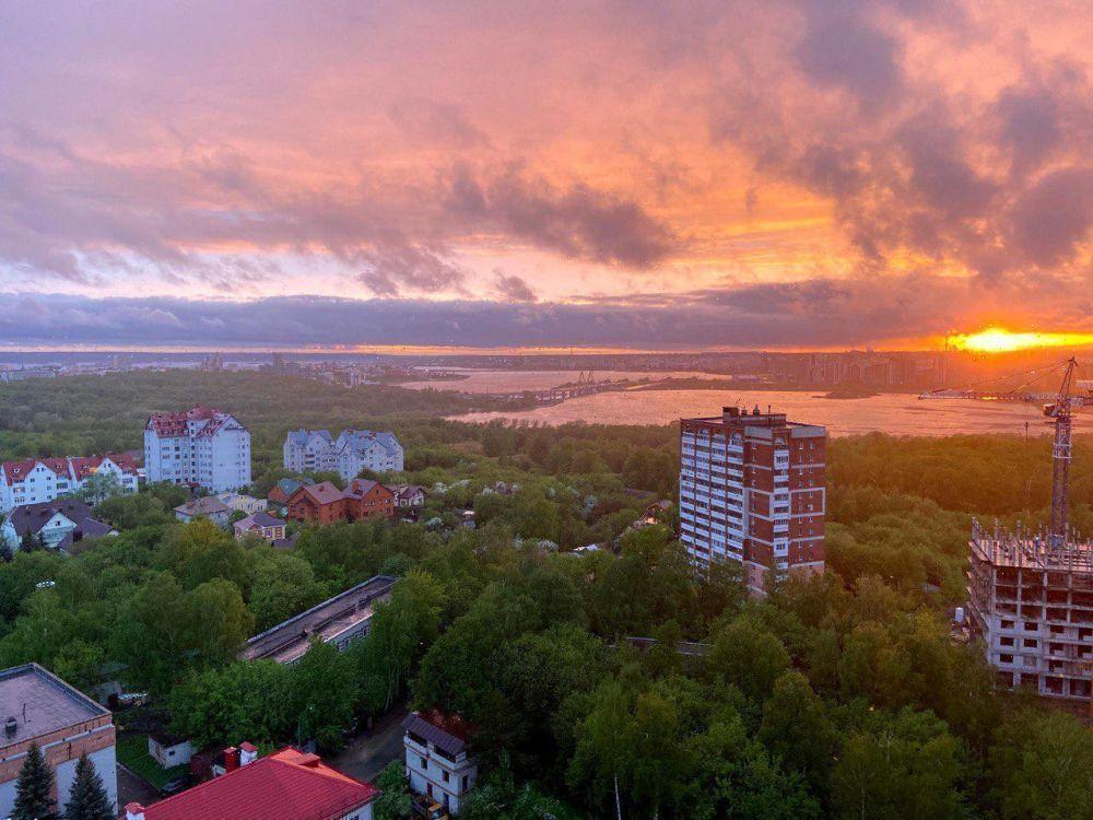Продажа 3-к квартиры Татарстан, Казань, Бари Галеева, 8а корп.1