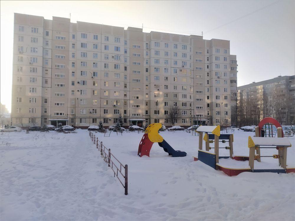 Продажа 4-к квартиры Татарстан, Казань, Меридианная, 24
