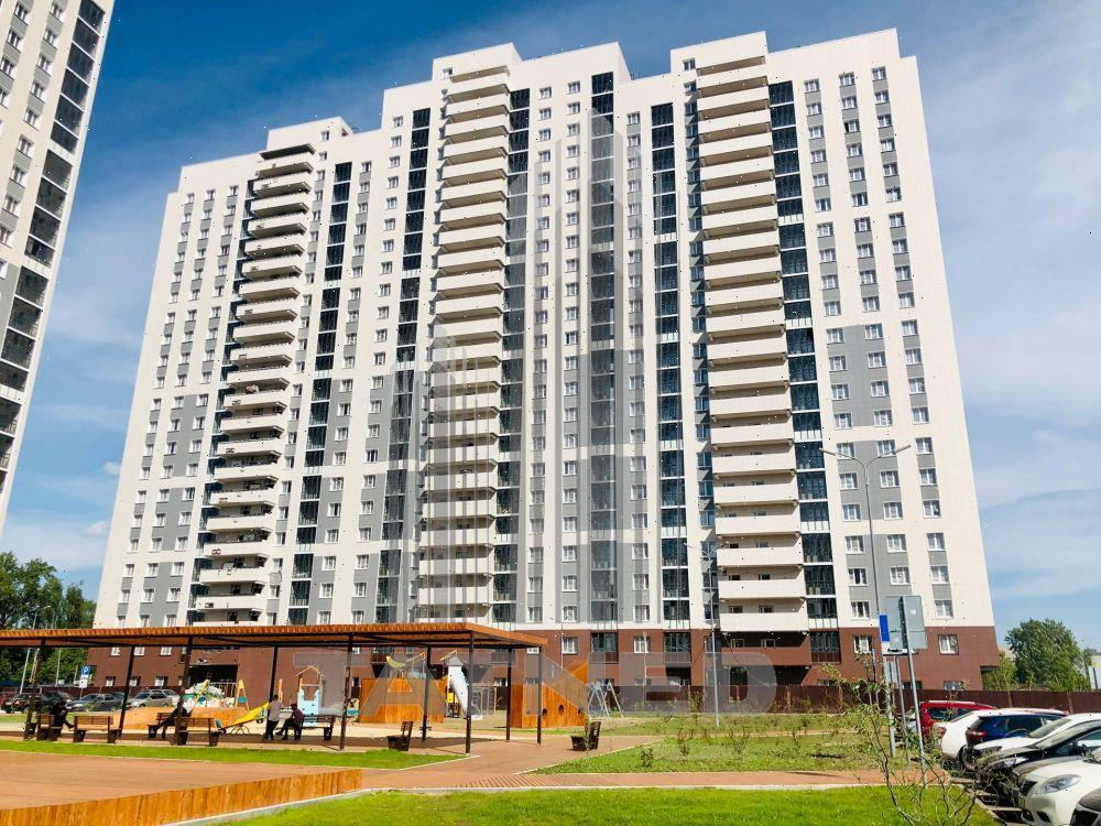 Продажа 3-к квартиры ул. Аделя Кутуя, д. 110Д, корп. 2