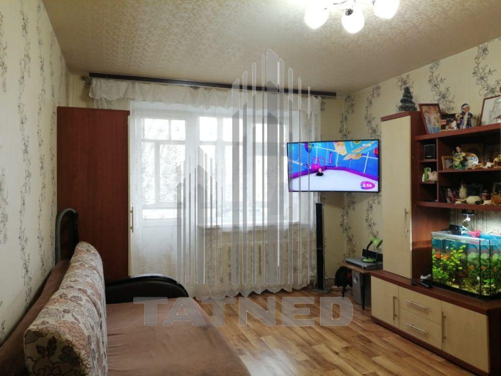 Продажа 2-к квартиры Татарстан, Казань, Айдарова, 18