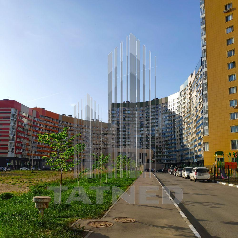 Продажа 3-к квартиры Татарстан, Казань, Павлюхина, 108Б