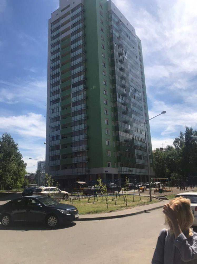 Продажа 2-к квартиры Татарстан, Казань, Бари Галеева, 8а корп.3