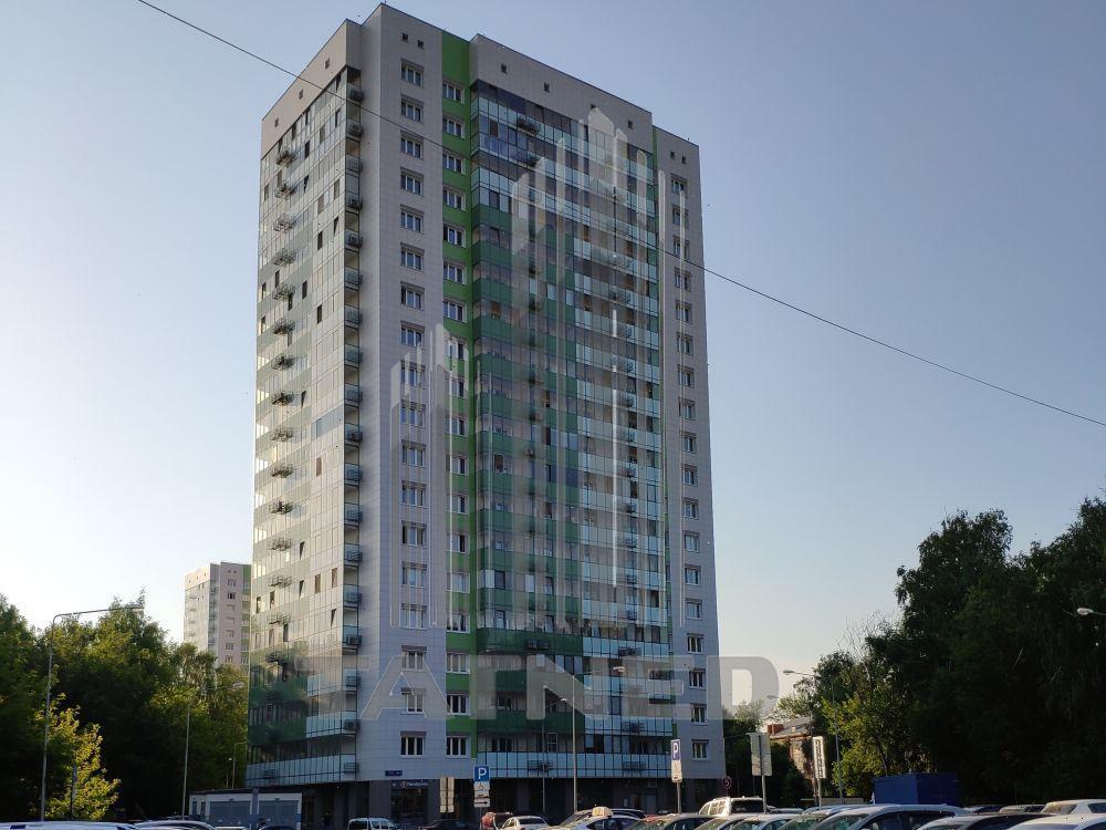 Продажа 1-к квартиры Татарстан, Казань, Бари Галеева, 8а корп.1