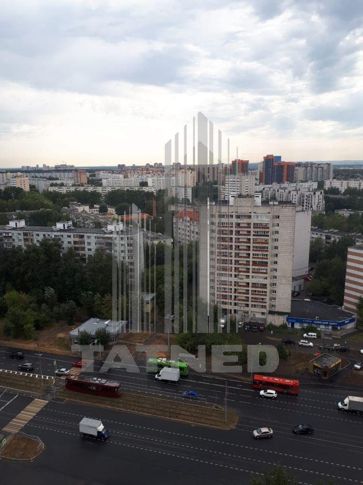 Продажа 1-к квартиры Татарстан, Казань, Братьев Касимовых, 35