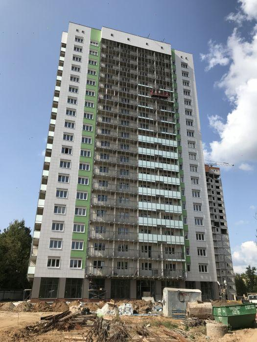 Продажа 2-к квартиры ул. Бари Галеева, жилые дома