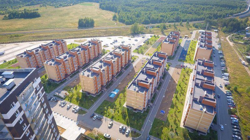 Продажа 3-к квартиры с. Усады, ул. Сиреневая, ЖК «Южный парк»