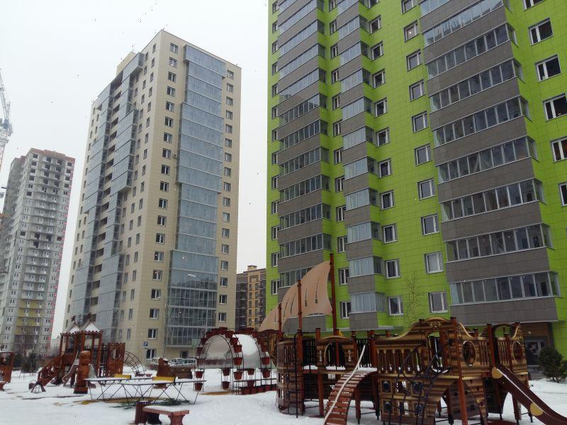 Продажа 3-к квартиры Оренбургский тракт, ЖК «Сказочный Лес»