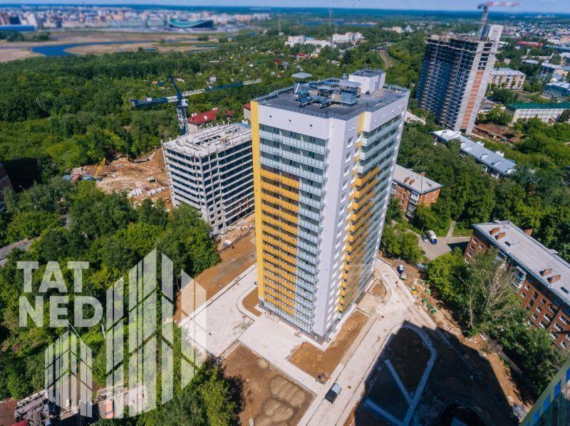 Продажа 1-к квартиры Татарстан, Казань, Бари Галеева, 8а корп.2