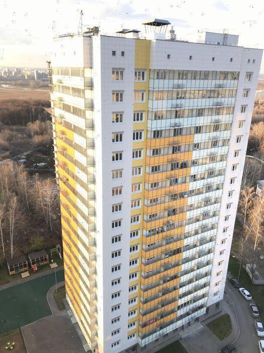 Продажа 3-к квартиры Татарстан, Казань, Бари Галеева, 8А корп.2
