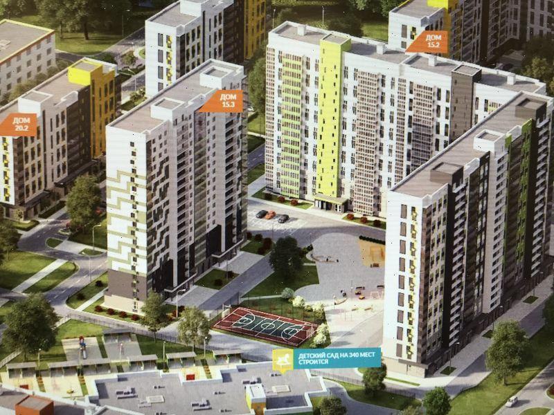 Продажа 1-к квартиры ул. Натана Рахлина, д. 1-14, корп. 3