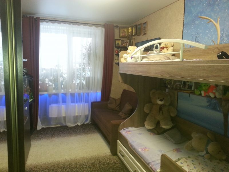 Продажа 3-к квартиры Татарстан, Казань, Сыртлановой, 8