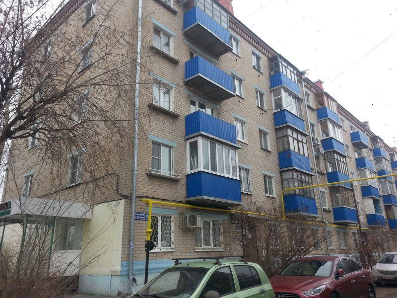 Продажа 2-к квартиры Татарстан, Казань, Воровского, 15 корп.а