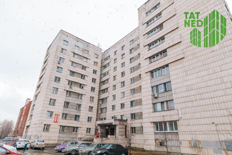 Продажа 2-к квартиры Татарстан, Казань, Голубятникова, 16