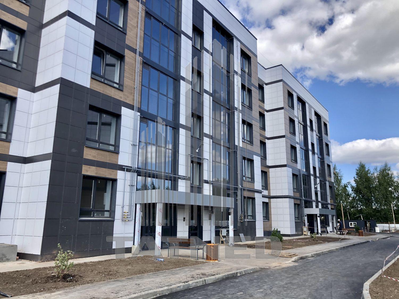 Продажа 2-к квартиры ул. Сосновая, стр. 2